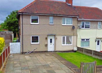 Thumbnail 3 bed terraced house to rent in Haywood Avenue, Blidworth, Nottingham