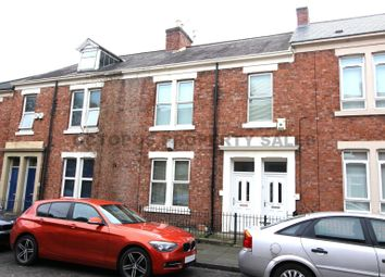 Thumbnail 5 bed terraced house for sale in Croydon Road, Newcastle Upon Tyne