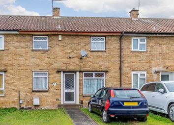 Thumbnail 3 bed terraced house for sale in Greenfield Avenue, Northampton