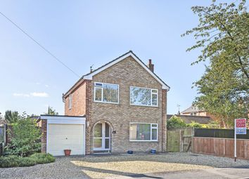 Thumbnail 3 bed detached house for sale in Manor Drive, Holbeach