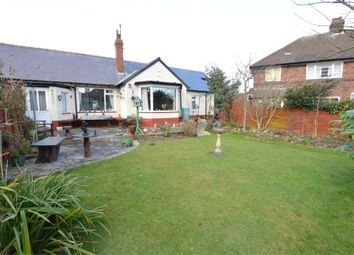 Thumbnail 2 bed semi-detached bungalow for sale in Burniston Road, Scarborough, North Yorkshire