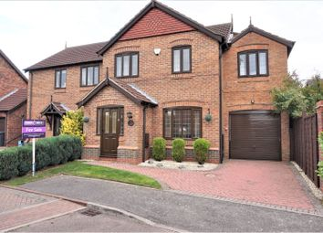 Thumbnail 4 bed semi-detached house for sale in Birch Way, Barnetby