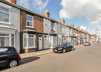 2 bed terraced house for sale in Aire Street, Middlesbrough, Cleveland TS1