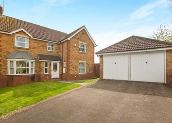 Thumbnail 4 bed detached house for sale in Pitlochry Close, Bristol, Somerset