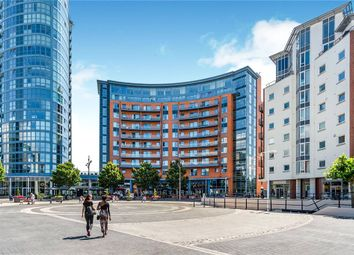 Thumbnail 2 bed flat for sale in The Crescent, Gunwharf Quays, Portsmouth