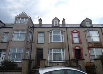 Thumbnail 5 bed terraced house for sale in Alderley Terrace, Holyhead, Sir Ynys Mon