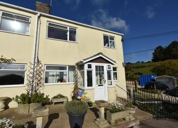 Thumbnail 2 bed semi-detached house for sale in Hillside, St Arvans, Chepstow