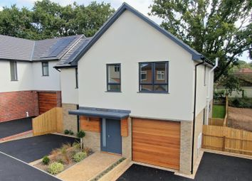Thumbnail 4 bed detached house for sale in Gorse Hill Road, Oakdale, Poole