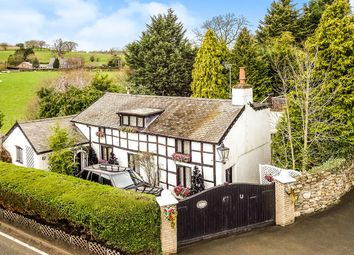 Thumbnail 3 bed detached house for sale in Llansantffraid