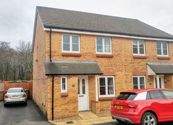 Thumbnail 3 bed semi-detached house for sale in Waun Draw, Caerphilly