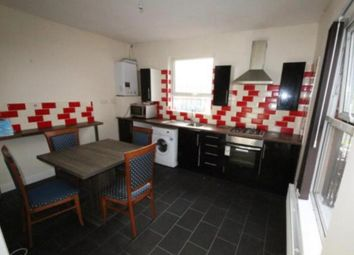 Thumbnail 4 bed shared accommodation to rent in Burley Lodge Street, Hyde Park, Leeds