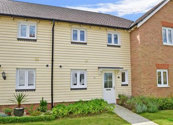 Thumbnail 2 bed terraced house for sale in Porter Avenue, Kings Hill, West Malling, Kent