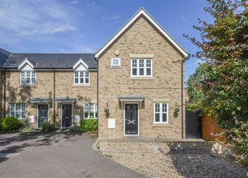 Thumbnail 3 bed end terrace house for sale in Timber Close, Ware, Hertfordshire