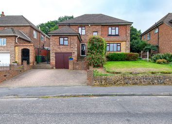 Thumbnail 4 bed detached house for sale in Warren View, Shorne, Gravesend
