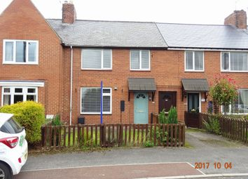 Thumbnail 3 bed terraced house to rent in South View, Meadowfield