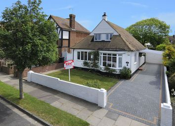 Thumbnail 4 bed detached bungalow for sale in Bowes Avenue, Margate