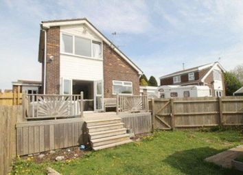 Thumbnail 3 bed detached house for sale in Rhoose Road, Rhoose, Barry