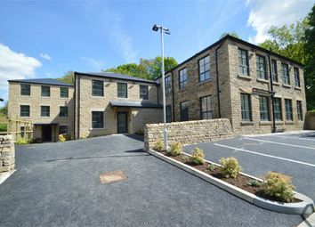 Thumbnail 3 bed flat for sale in The Old Glove Works, Riverside Mill, George Street, Glossop, Derbyshire
