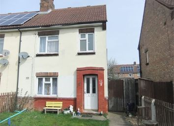 Thumbnail 3 bed semi-detached house for sale in Kinglsey Road, Eastgate, Peterborough, Cambridgeshire.
