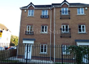 Thumbnail 4 bed town house to rent in Chepstow Road, Newport