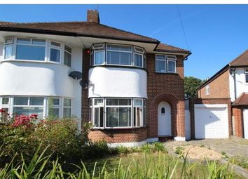 Thumbnail 3 bed semi-detached house to rent in Edgebury, Chislehurst