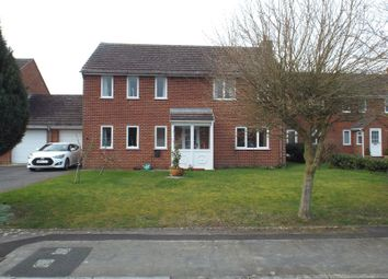 Thumbnail 4 bed detached house to rent in Boundary Close, Bradenstoke, Chippenham