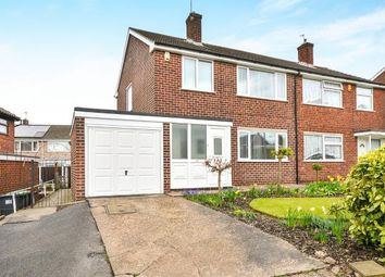 Thumbnail 3 bedroom semi-detached house for sale in Westbourne Road, Sutton-In-Ashfield, Nottinghamshire, Notts