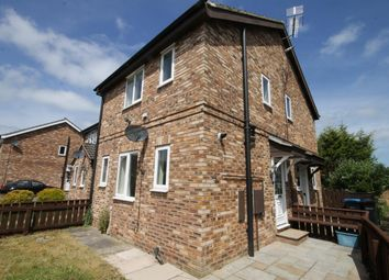 Thumbnail 1 bed terraced house to rent in Stapleton Close, Bedale