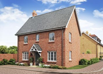 "Thumbnail 3 bed link-detached house for sale in ""Hadley"" at Great Denham, Bedford"