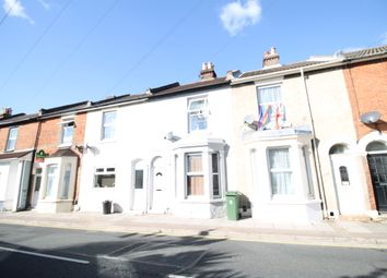 Thumbnail 3 bedroom terraced house for sale in Cromwell Road, Southsea