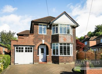 Thumbnail 4 bed detached house for sale in Lowood Avenue, Davyhulme