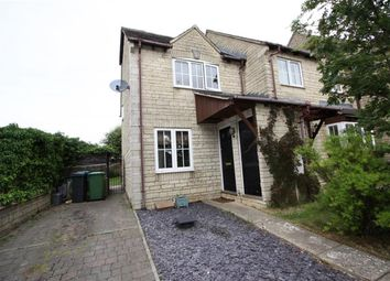 Thumbnail 2 bed end terrace house for sale in The Old Common, Bussage, Stroud