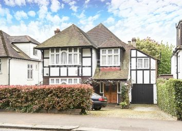 Thumbnail 4 bedroom detached house for sale in Wise Lane, Mill Hill, London