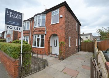 3 bed semi-detached house to rent in Haughton Hall Road, Denton, Manchester M34
