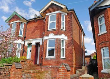 Thumbnail 3 bed semi-detached house to rent in Newton Road, Southampton