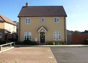 Thumbnail 3 bedroom end terrace house for sale in Red Lodge, Bury St. Edmunds, Suffolk