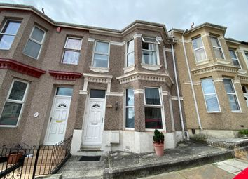Thumbnail 1 bed flat to rent in Maybank Road, Plymouth