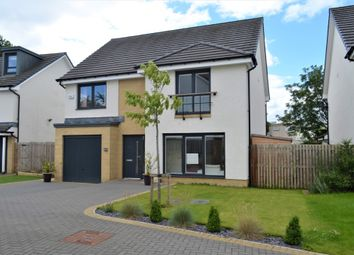 Thumbnail 4 bed detached house for sale in Mcguire Gate, Bothwell, Glasgow