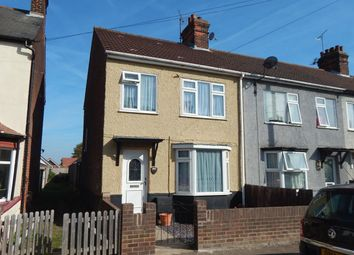 Thumbnail 3 bed end terrace house for sale in Clarkes Road, Dovercourt