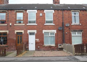 Thumbnail 3 bed terraced house to rent in Mill Lane, South Kirkby, Pontefract