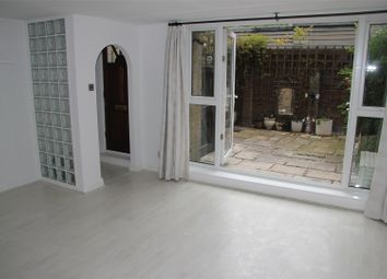 Thumbnail 3 bed flat to rent in Burr Close, London
