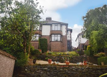 Thumbnail 3 bedroom semi-detached house for sale in Somerset Road, Almondbury, Huddersfield