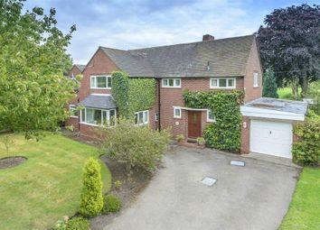Thumbnail 4 bed detached house for sale in Grove Lane, Rodington, Shrewsbury, Shropshire