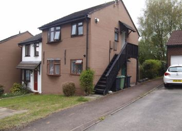 Thumbnail 2 bed flat for sale in Holly Walk, Winnington