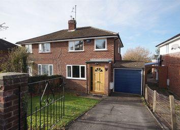 Thumbnail 2 bedroom semi-detached house for sale in Birdhill Avenue, Reading, Berkshire