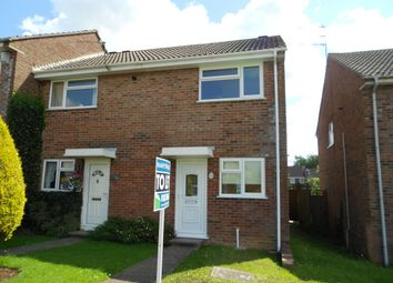 Thumbnail 2 bed end terrace house to rent in Runnymede Road, Yeovil