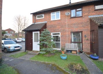 Thumbnail 2 bed terraced house to rent in Bankview, Lymington