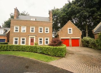 Thumbnail 5 bedroom detached house for sale in Margrove Chase, Lostock, Bolton