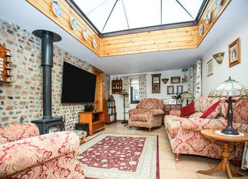 Thumbnail 5 bed detached house for sale in Bacton, Norwich, Norfolk