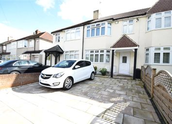 3 bed terraced house for sale in College Road, Hextable, Kent BR8
